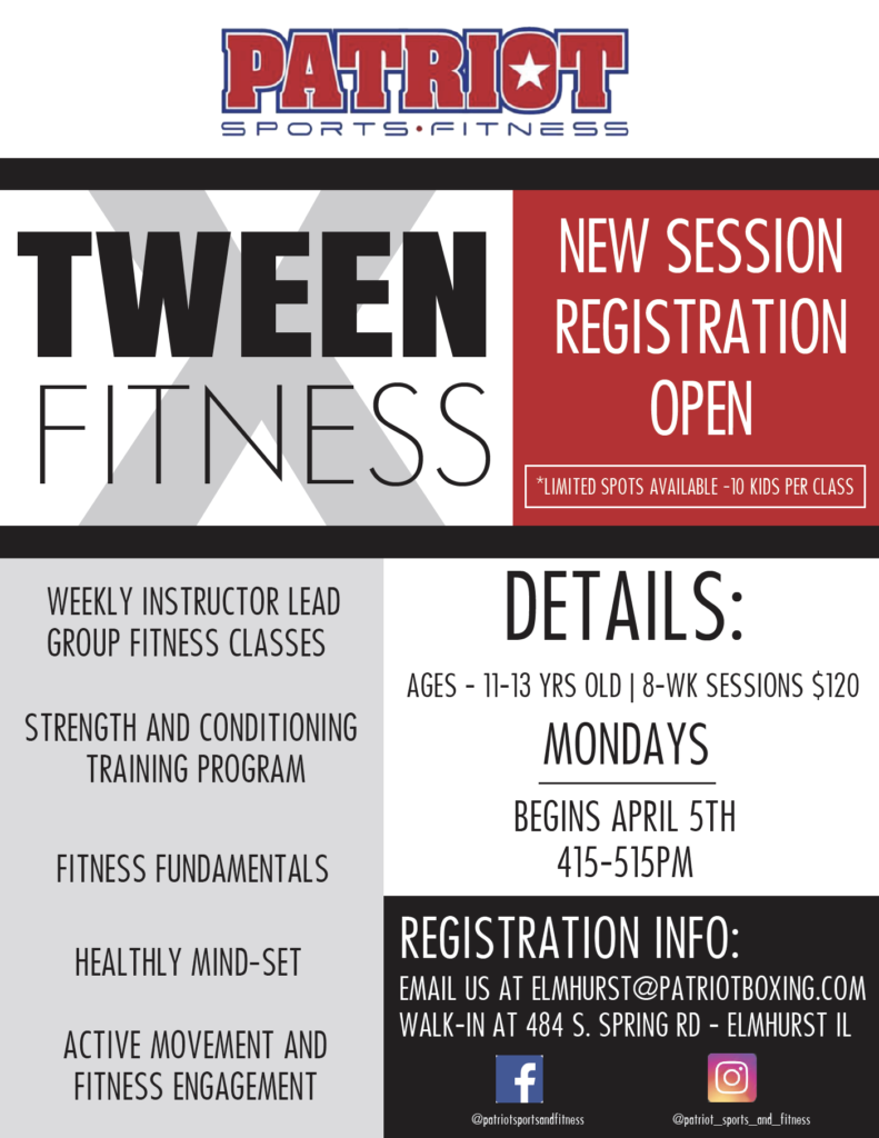 Tween-Fitness-Classes